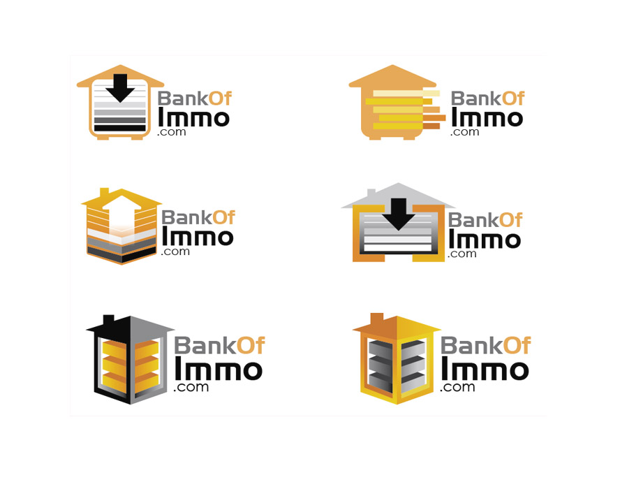 Branding Bank Of Immo