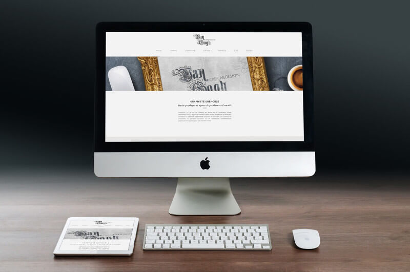 Web Design Vangogh Agency